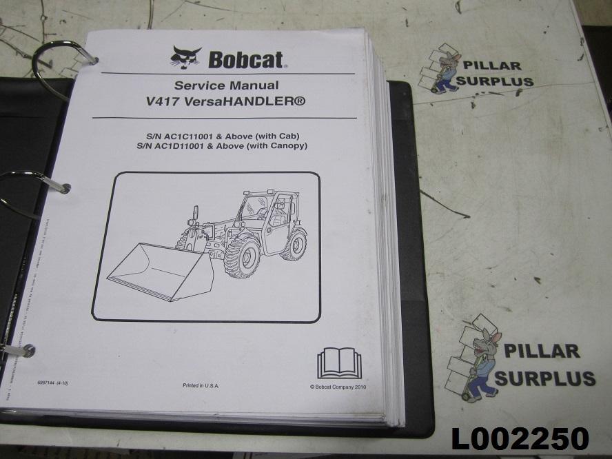 v 417 repair manual