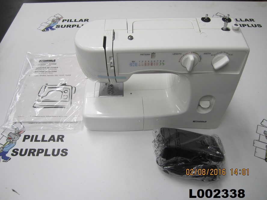 Kenmore Sewing Machine With 40 Stitch Functions 4040 Magnificent Kenmore Sewing Machine