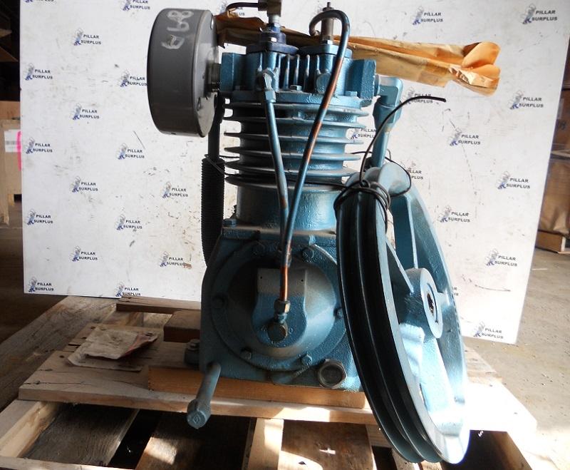 Replacement Air Compressor Pump >> Kellogg American Replacement Compressor Pump Model 335TV With Flywheel
