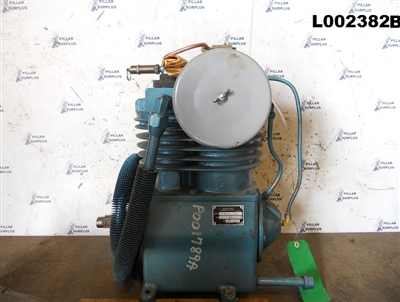John Deere Air Compressor >> Kellogg American Replacement Compressor Pump Model 335TV