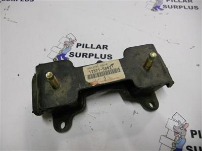 Toyota Insulator Engine Motor Rear No 1 12371 58021