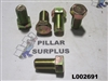 Genuine OEM Kubota (pack of 5)Bolts 01173-51425