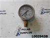 Precision 0-100 PSI Liquid Filled Pressure Gauge GG100
