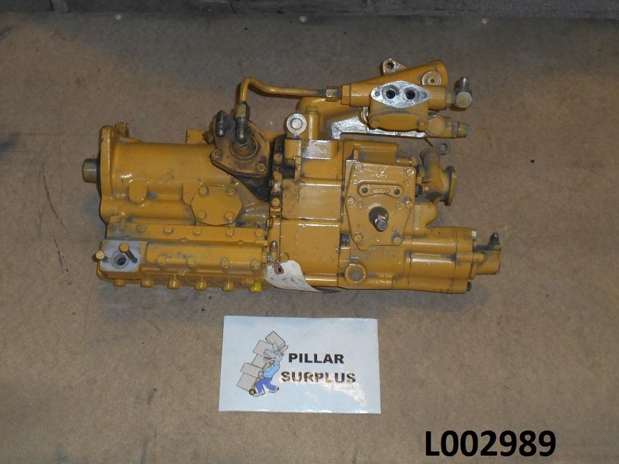 Genuine Oem Caterpillar Diesel Injection Fuel Pump 2w0256