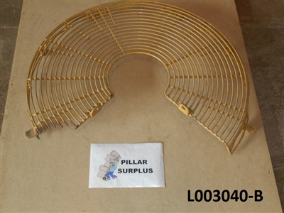 Genuine OEM Caterpillar Upper Fan Guard 2W5643