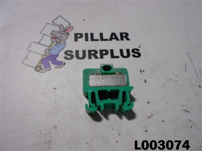 Allen Bradley Fuse Block (Green) 1492CD