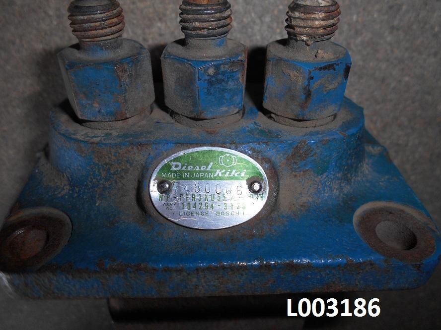 Diesel Kiki Injector Pump 104294