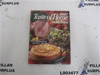 2007 Taste of Home Annual Recipes Cookbook