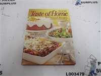 2009 Taste of Home Annual Recipes Cookbook