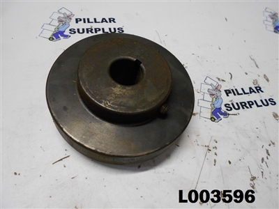 LoveJoy Flange Sleeve Coupling 8S 1-1/8