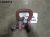 Crosby Clevis and Shackle 20 1/2 Ton