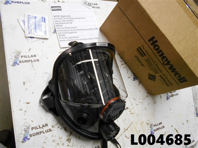 North Full Face Respirator 76008AS