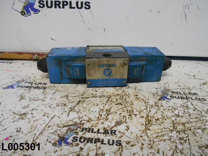 Vickers (Eaton) Direct Acting Hydraulic Check Valve C2-119488