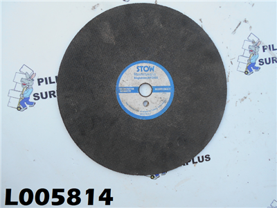 14 x 3/16 x 1 Concrete Cutting Wheel (Various Manufacturers)
