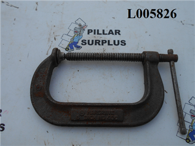 "Hargrave 6"" Standard Clamp No. 400"