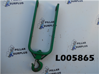 Greenlee 18' Cable Sheave (Without the Pulley) with 4000lb max Crosby Swivel Hook