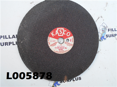KASCO 14 x 1/4 x 1 Cutting Wheel