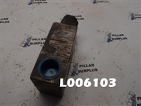 "5-1/2"" Hydraulic Cartridge and Block 18710A"