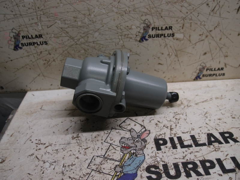 FISHER CONTROLS PRESSURE RELIEF VALVE REGULATOR 289H-43