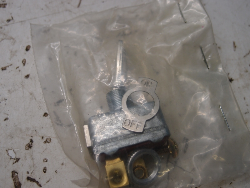 Pollak 50 Amp Heavy Duty Toggle Switch 34