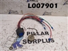 Amphenol 10 Pin Connector DMS3102A-18-1S and Dust Cap 07-60-18