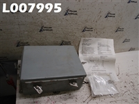 E.M WIEGMANN & CO. INC. JUNCTION BOX 142P/TYPE 4X ENCLOSURE W/ NATIONAL CONTROLS CORP. PROGRAM CONTROL DNC-T2006-B10