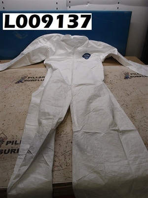 DUPONT TYVEK COVERALL SMALL
