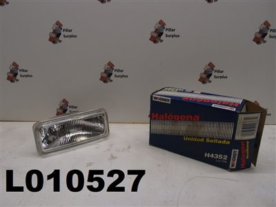 WAGNER HEADLIGHT H4352