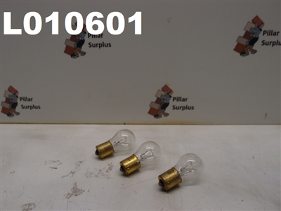 LIGHT BULB S1129 (SET OF 3)