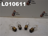 WAGNER LIGHT BULB 2357 (SET OF 4)