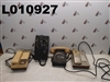 VINTAGE PHONE LOT (LOT OF 4) PANASONIC ROTARY NORTHERN ELECTRIC ITT CODEAPHONE EASAPHONE