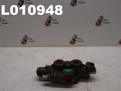 BRAND HYDRAULICS DIRECTIONAL CONTROL VALVE AO755C4LRS (LESS LEVER)