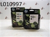 HP 940 Black/Tri-Color Ink Jet Cartridges (1 Lot of 2 Pkgs.)
