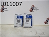 HP 56 Black Ink Jet Cartridges (1 Lot of 2)