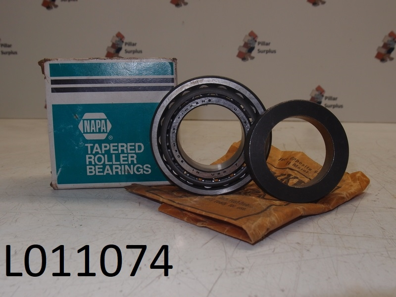 Napa/Timken Wheel Bearing Set #10 (U399, U360L, K426898)
