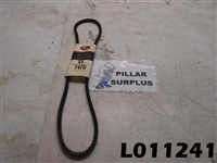 Gates V Belt 7470 XL