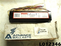 Advance Rapid Start Ballast VC-2S200-TP