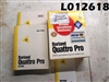 Borland Quattro Pro V5.0 for DOS Manuals Only (set of 3)