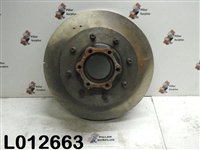 "8 Lug 6.5"" Wheel Hub & Rotor Assembly 100296"