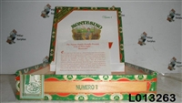 Montesino Premium Empty Cigar Box